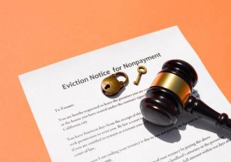 Suspensión de los desahucios y lanzamientos hipotecarios