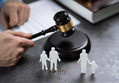 El régimen de visitas de los abuelos a favor de sus nietos