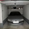 Cerramiento de la plaza de garaje