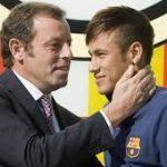 Auto admisión de la querella contra el presidente del FC Barcelona
