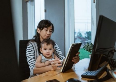 Reducción de jornada laboral para el cuidado de hijos