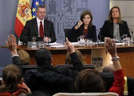 Proyecto de Ley de asistencia jurídica gratuita 2014