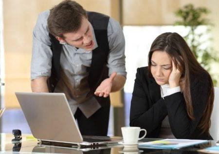 Mobbing acoso moral en el trabajo