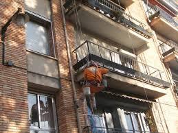 Los balcones son elementos comunes