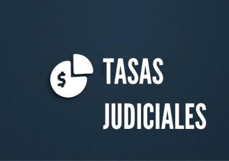 Se eliminan las tasas judiciales a las personas físicas