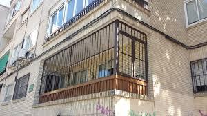 Colocación de rejas en ventanas sin consentimiento de la Comunidad
