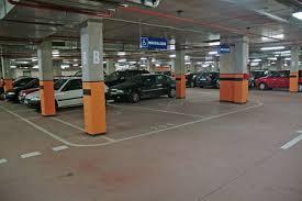 Ocupación de una plaza de aparcamiento sin autorización