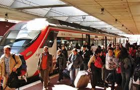 Delito de estafa por viajar en tren sin billete