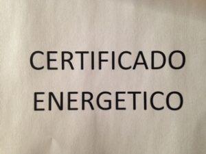 Certificado energético para alquilar viviendas o locales