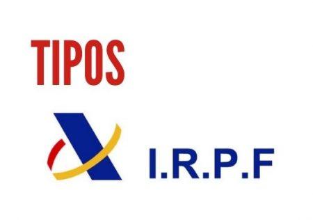 Tipos de IRPH