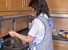 Compensación a un cónyuge por el trabajo para la casa