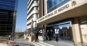 Se declara la nulidad del IRPH por la Audiencia de Madrid