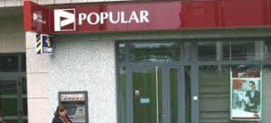 Querella contra Banco Popular Español