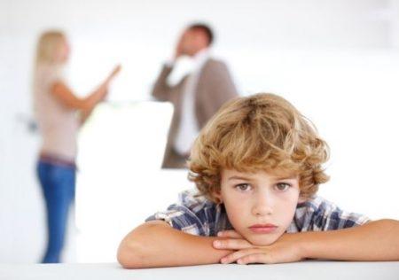 Custodia compartida para un padre que no la quería