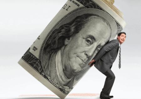 Herencia con deudas