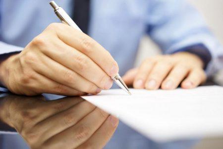 Derecho del consumidor a desistir según el contrato