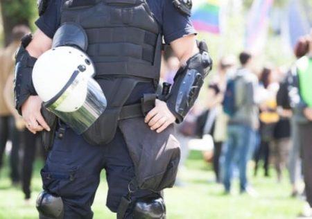 Delito de resistencia grave a los agentes de la autoridad