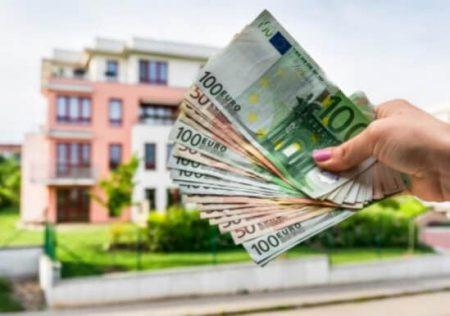 Cantidades entregadas a cuenta para la compra de viviendas
