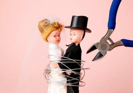Disolución de la sociedad de gananciales en caso de divorcio