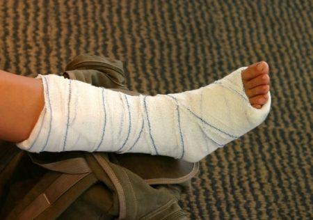 ¿Qué puedo hacer si sufro una caída u otra lesión en un establecimiento publico