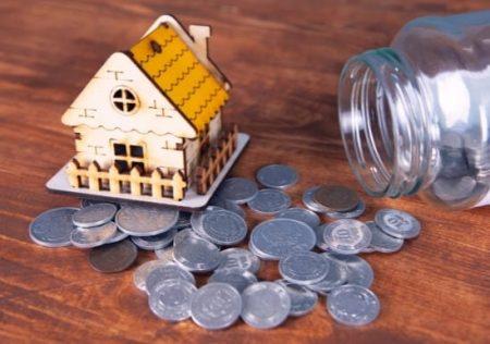 dinero privativo invertido en la adquisición de bien ganancial