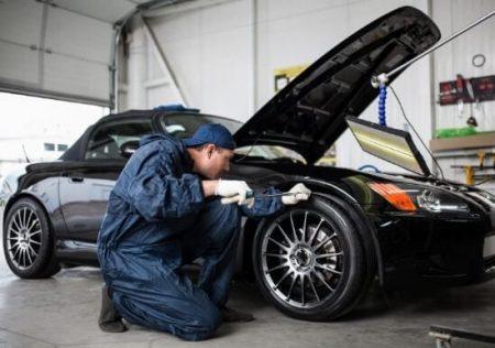 Garantías de las reparaciones en los talleres de vehículos