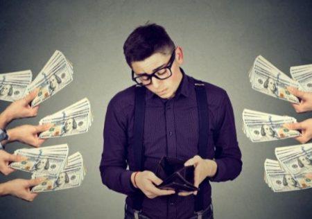 Préstamo de dinero entre familiares